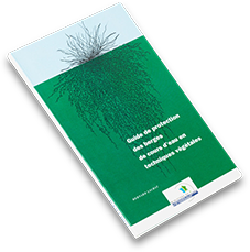 Guide de protection des berges de cours d'eau en techniques végétales